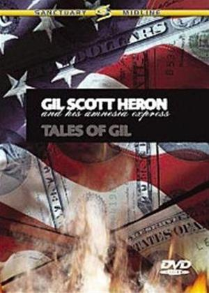 Rent Gil Scott Heron: Tales of Heron Online DVD Rental
