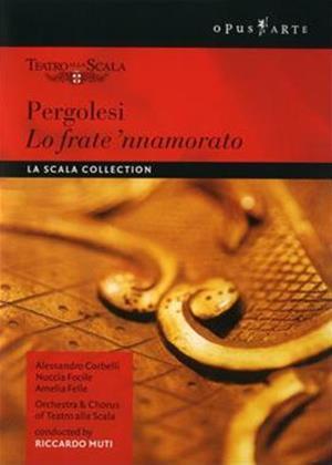 Rent Pergolesi: Lo Frate Nnamorato Online DVD Rental