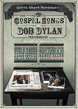 Rent The Gospel Songs of Bob Dylan Online DVD Rental