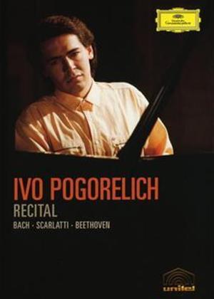 Rent Ivo Pogorelich: Recital Online DVD Rental