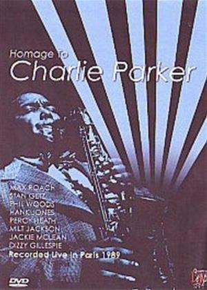 Rent Homage to Charlie Parker Online DVD Rental