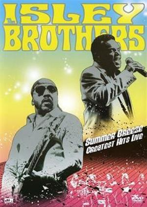 Rent The Isley Brothers: Summer Breeze: Greatest Hits Live Online DVD Rental