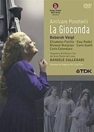 Rent Amilcare Ponchielli: La Gioconda Online DVD Rental