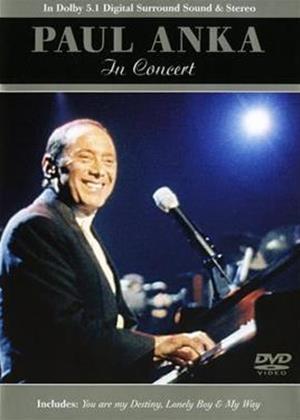 Rent Paul Anka: In Concert Online DVD Rental