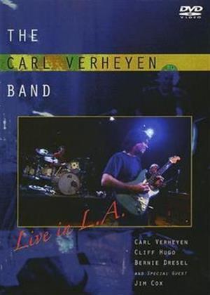 Rent Carl Verheyen Band: Live in Los Angeles Online DVD Rental