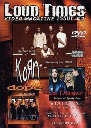 Rent Loud Times Video Magazine: Vol.2 Online DVD Rental