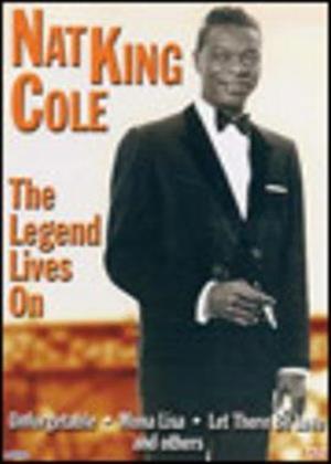 Rent Nat King Cole: The Legend Lives On Online DVD Rental