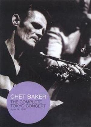 Rent Chet Baker: Complete Tokyo Concert 14 June 1987 Online DVD Rental