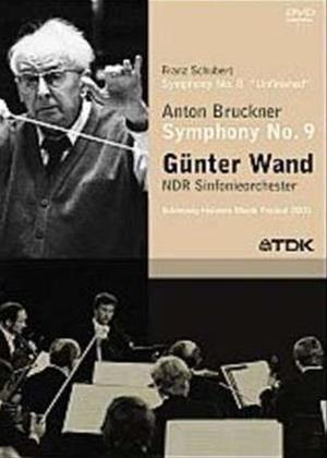Rent Gunter Wand: Anton Bruckner Symphony No. 9 Online DVD Rental