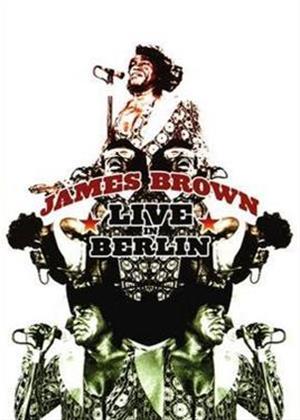 Rent James Brown: Live in Berlin Online DVD Rental