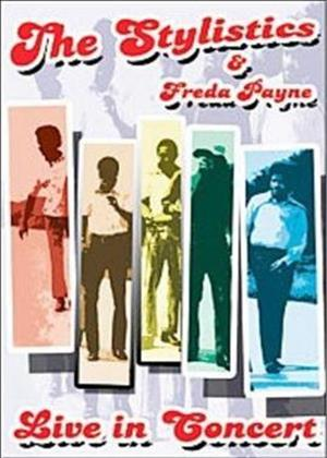 Rent The Stylistics and Freda Payne: Live in Concert Online DVD Rental