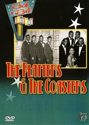 Rent Rock 'n' Roll Legends: The Platters and The Coasters Online DVD Rental