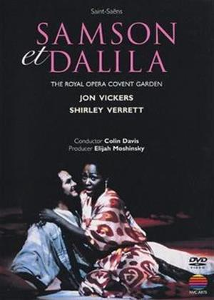 Rent Saint-Saens: Samson Et Dalila: The Royal Opera Online DVD Rental