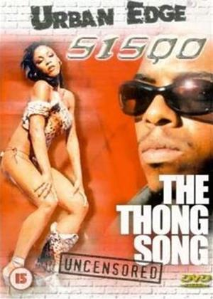Rent Sisqo: The Thong Song Online DVD Rental