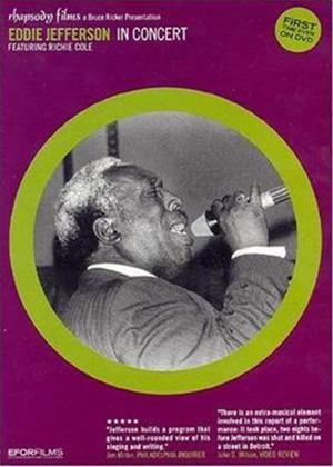 Rent Eddie Jefferson: In Concert Online DVD Rental