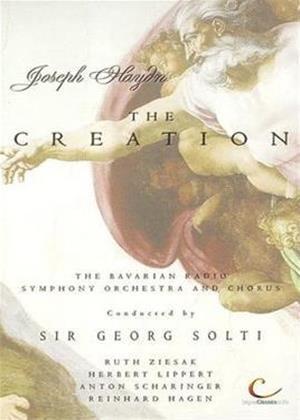 Rent The Creation: Bavarian Radio Symphony Orchestra Online DVD Rental