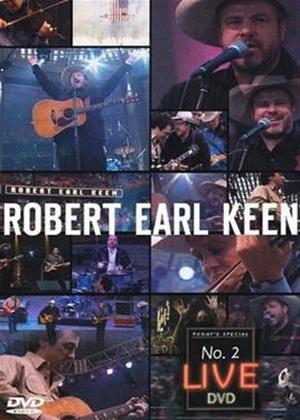 Rent Robert Earl Keen: Live No.2 Online DVD Rental