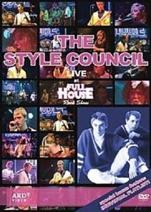 Rent Style Council: Live at Full House Rock Show Online DVD Rental