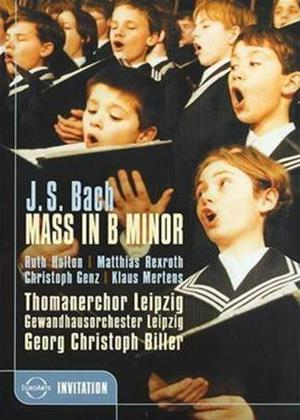 Rent Bach: Mass in B Minor BWV 232 Online DVD Rental