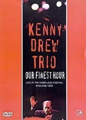 Rent Kenny Drew Trio: Our Finest Hour Online DVD Rental