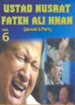 Rent Ustad Nusrat Fateh Ali Khan: Qawwal and Party: Vol.6 Online DVD Rental
