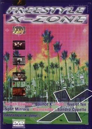 Rent Freestyle X-Zone Online DVD Rental