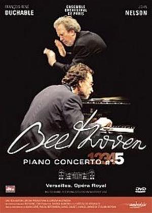 Rent Beethoven: Piano Concerto No. 5 Online DVD Rental