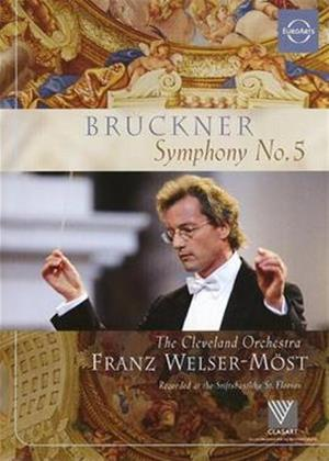 Rent Anton Bruckner: Symphony No.5 Online DVD Rental