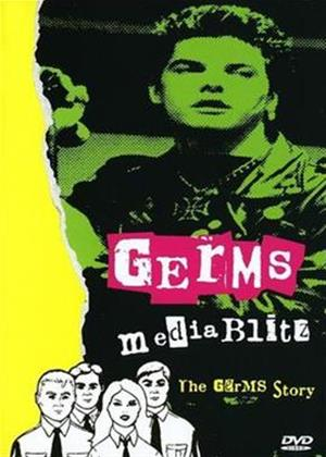 Rent The Germs: Media Blitz: The Germs Story Online DVD Rental