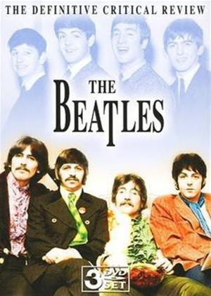Rent The Beatles: The Definitive Critical Review Online DVD Rental
