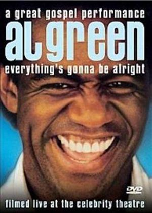 Rent Al Green: Everything's Gonna Be Alright Online DVD Rental