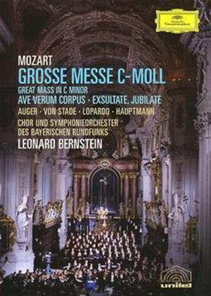 Rent Mozart: Mass in C Minor Online DVD Rental