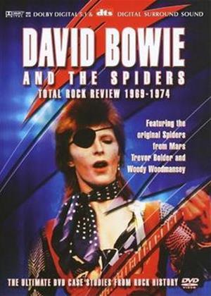 Rent David Bowie: Total Rock Review Online DVD Rental