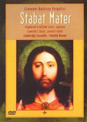 Rent Pergolesi: Stabat Mater Online DVD Rental