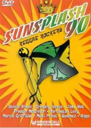 Rent Reggae Sunsplash '90: Reggae Rockers Online DVD Rental