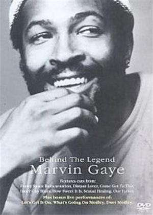 Rent Marvin Gaye: The Legacy Online DVD Rental