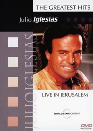 Rent Julio Iglesias: Greatest Hits in Jerusalem Online DVD & Blu-ray Rental