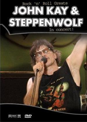 Rent Rock 'n' Roll Greats: John Kay and Steppenwolf Online DVD Rental
