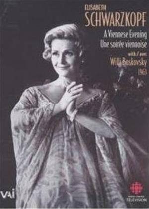 Rent Elisabeth Schwarzkopf: A Viennese Evening with Willi Boskovsky Online DVD Rental