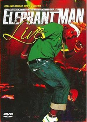 Rent Elephant Man Live Online DVD Rental