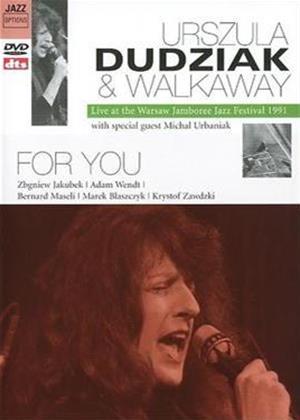 Rent Urszula Dudziak and Walkaway: For You Online DVD Rental