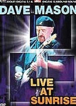 Rent Dave Mason: Live at Sunrise Online DVD Rental