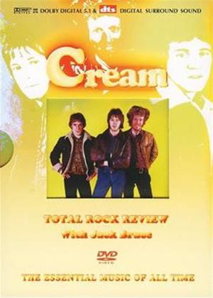 Rent Cream: Total Rock Review Online DVD Rental