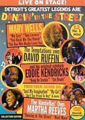 Rent Dancin' in the Street Online DVD Rental