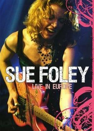Rent Sue Foley: Live in concert Online DVD Rental