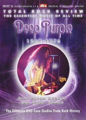 Rent Total Rock Review: Deep Purple Online DVD Rental
