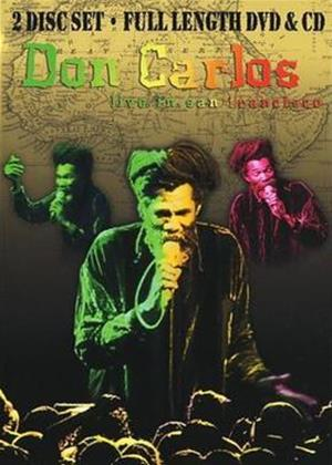 Rent Don Carlos: Live in San Francisco Online DVD Rental