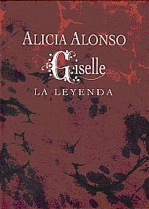 Rent Alicia Alonso / La Leylenda: Giselle Online DVD Rental