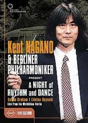 Rent Kent Nagano: Rhythm and Dance Online DVD Rental