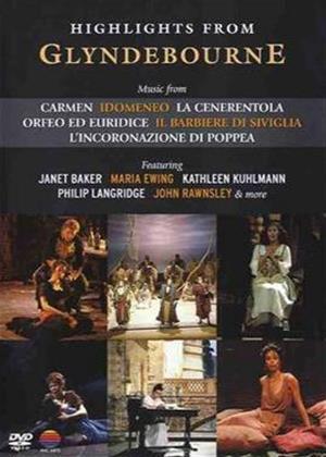 Rent Highlights from Glyndebourne: Various Artists Online DVD Rental